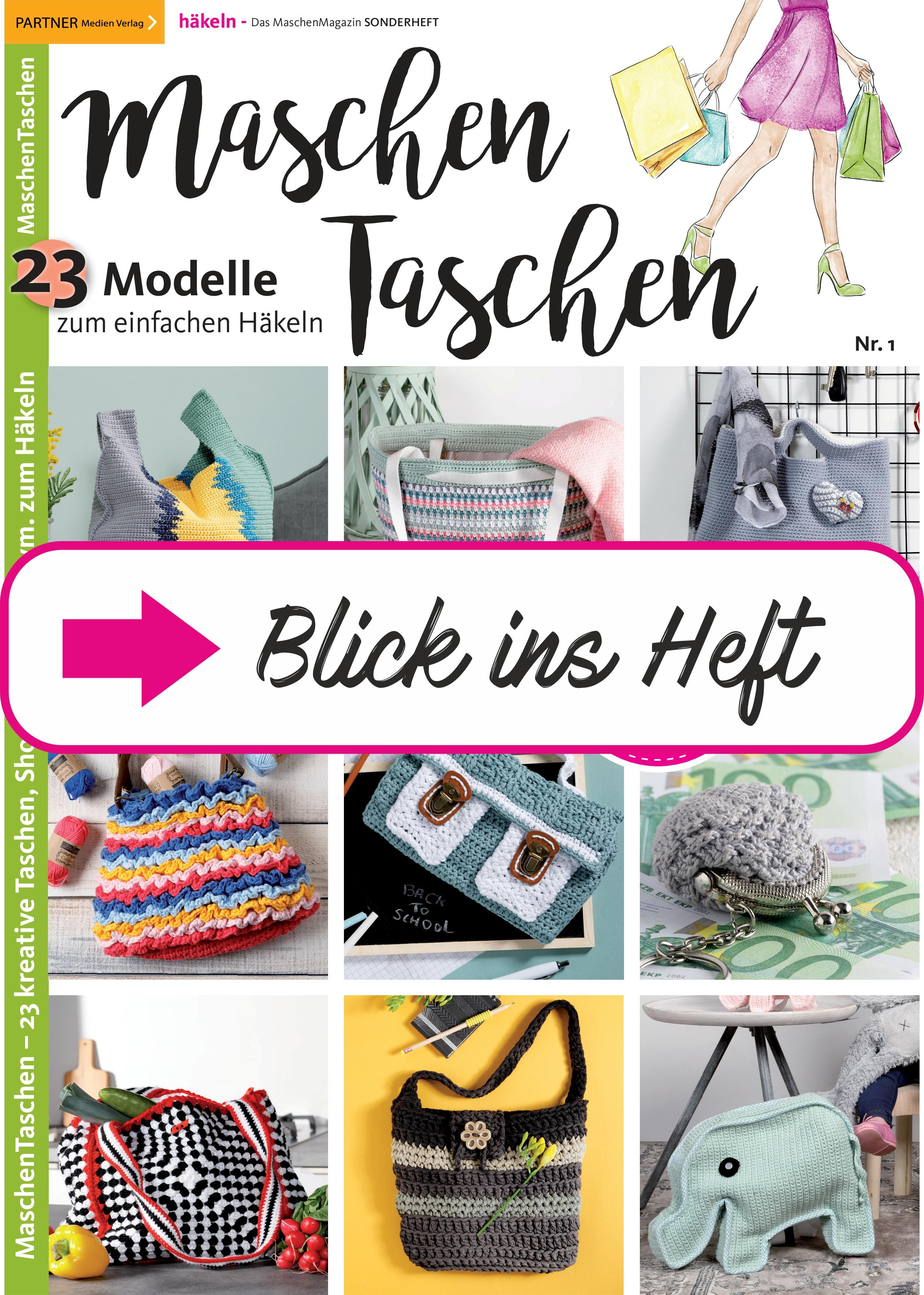 Partner Medien Verlag Maschentaschen