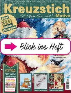 Partner Medien Verlag Kreuzstich Motive