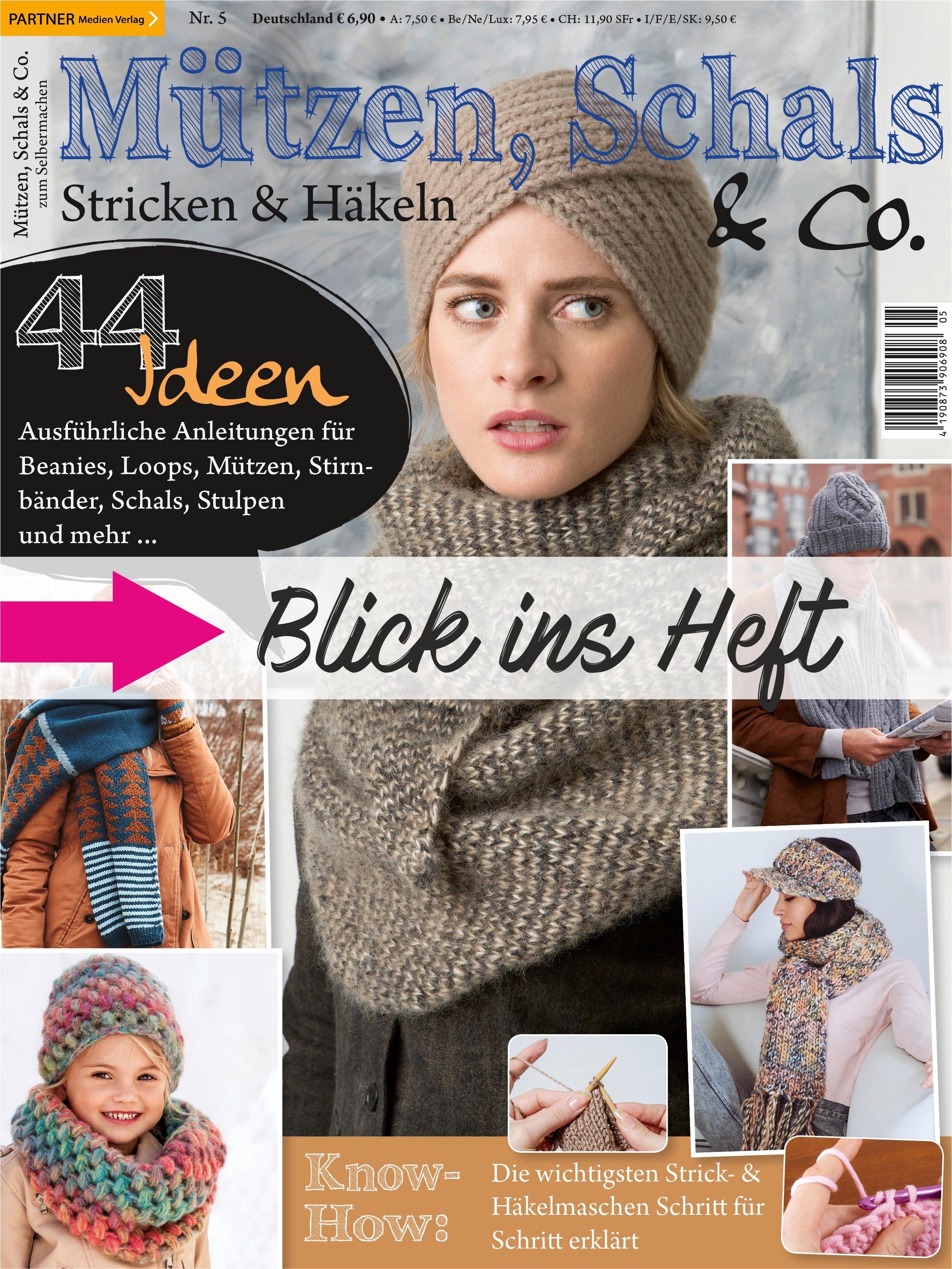 Partner Medien Verlag Mützen Schals Co