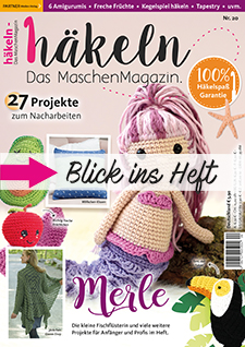 Crochet Now Magazine | Angelica the Mouse Amigurumi | Keep Calm ... | 318x225