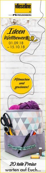 Banner: Freudenberg Vlieseline