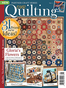 PARTNER CRAFT SERIES - Our Quilting 1/2016