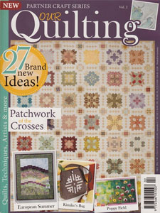 PARTNER CRAFT SERIES - Our Quilting 2/2016