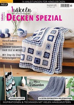 häkeln - Das MaschenMagazin SH Decken