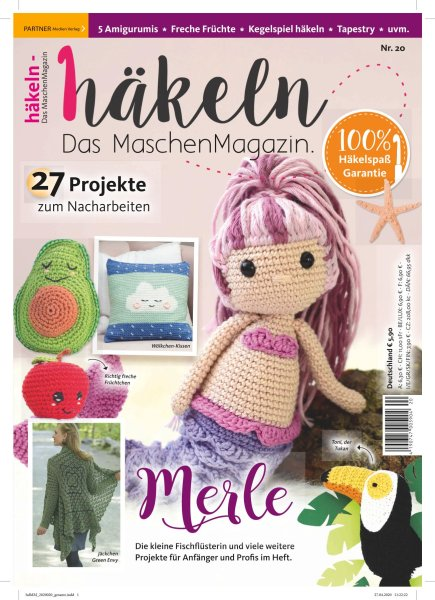 Häkeln-das Maschenmagazin 20/2020 - Merle