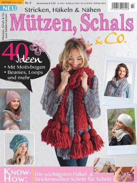 Mützen, Schals & Co 3/2017