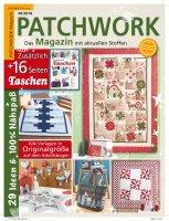 Patchwork Magazin 6/2018 - 16 Seiten Taschen