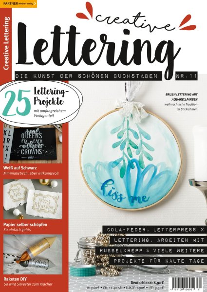 Creative Lettering 11/2019