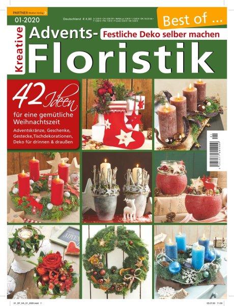 Advents-Floristik 1/2020