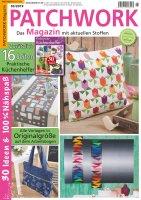 Patchwork Magazin 3/2019 - 16 Seiten Küchenhelfer