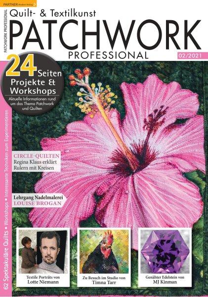 Patchwork Professional 2/2021 Printausgabe oder E-Paper
