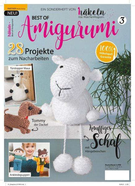 AMIGURUMI - Häkeln Sonderheft 3/2021 Printausgabe oder E-Paper