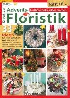 Advents-Floristik 1/2021 Printausgabe oder E-Paper