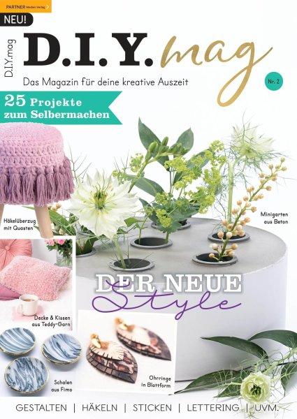 D.I.Y.mag 2/2021 Printausgabe oder E-Paper