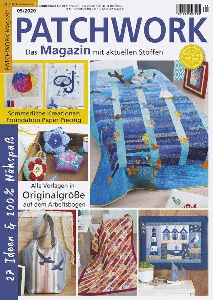Patchwork Magazin 5/2020 - Sommerlich Kreationen