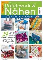 Patchwork und Nähen 4/2021 - Ordnungshelden...