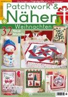 Patchwork und Nähen 6/2021 - Weihnachten...